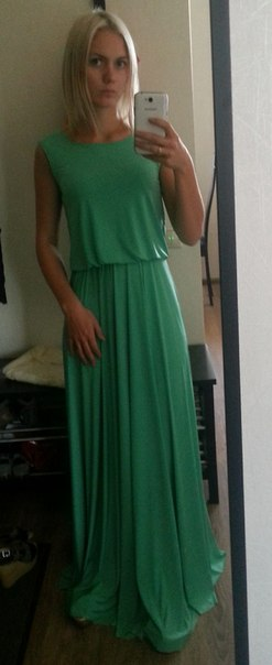 платье, мята, мятное платье, мятный цвет, dudu-dress