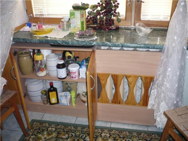 Как сделать шкафчик под подоконником на кухне - Gksem.ru