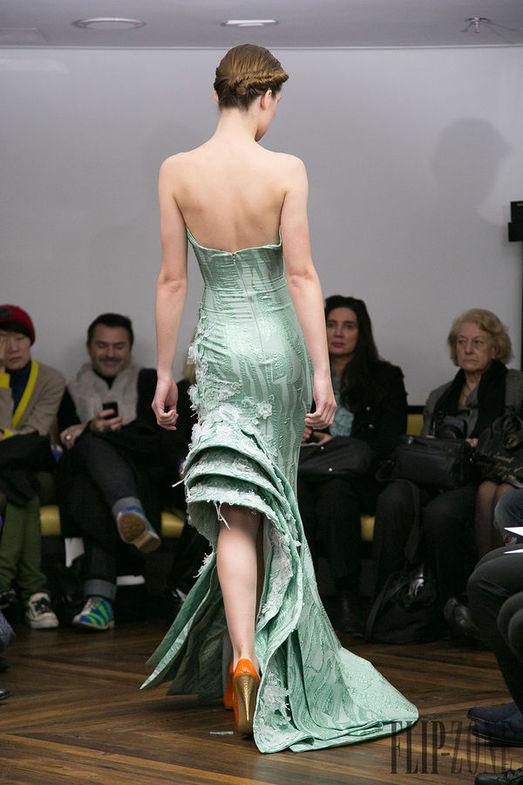 Tony Yaacoub Haute Couture весна-лето 2014, фото № 10