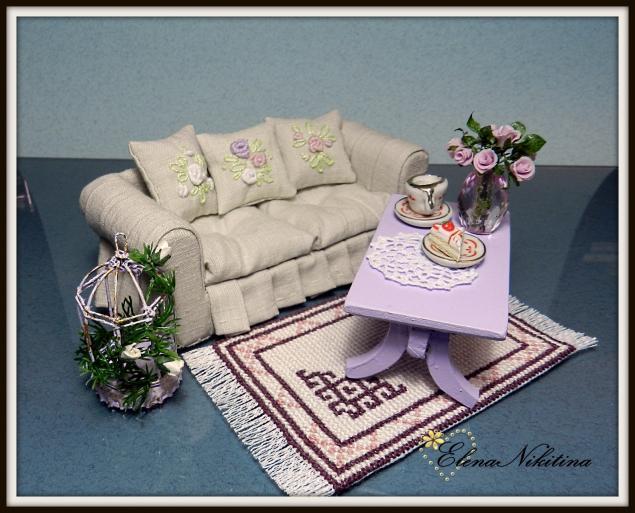 Кукольный дом. Двухкомнатный коттедж., фото № 21