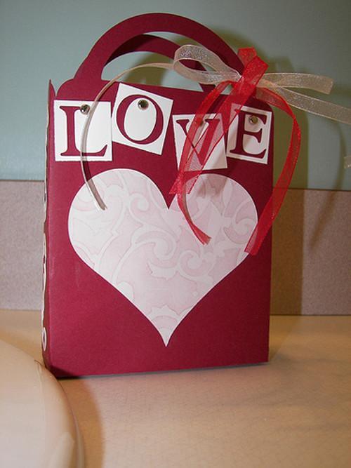 Влюбленное сердце. Оригинальные идеи упаковки подарка., фото № 19