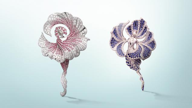 Танец, как источник вдохновения в украшениях Van Cleef & Arpels, фото № 16
