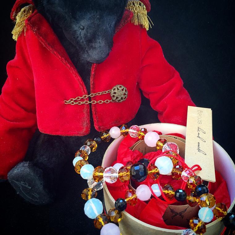 конкурс, мишки тедди, розыгрыш подарка, комплект браслетов, мишка