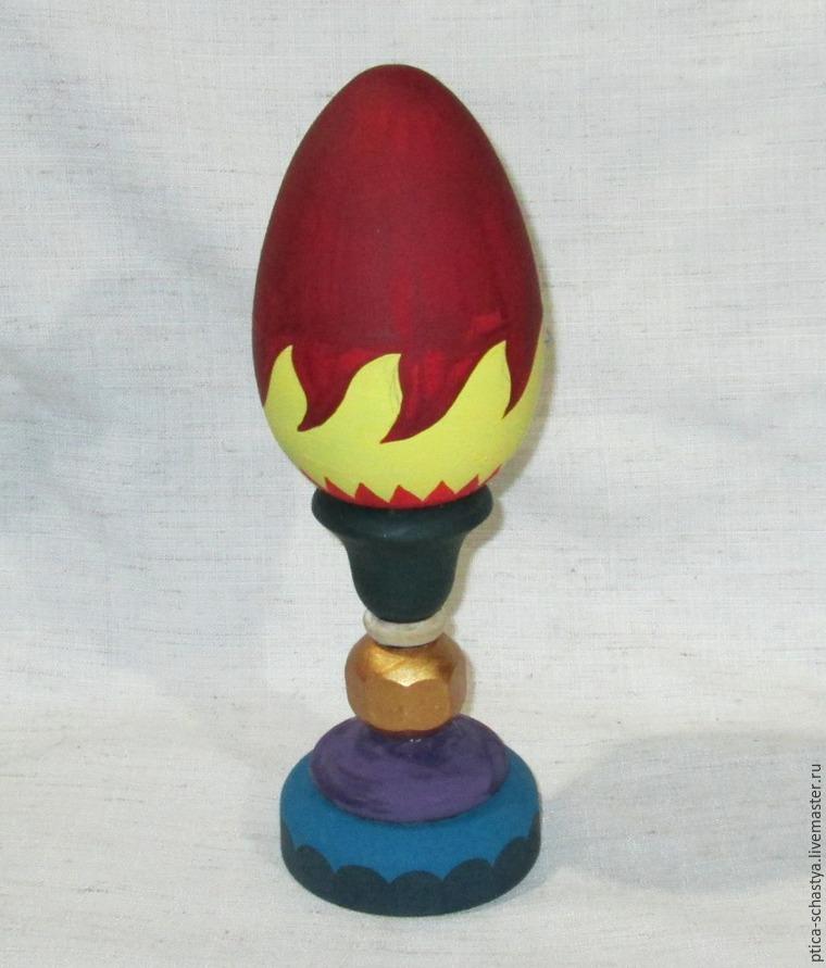 Делаем пасхальное яйцо «Сирин», фото № 8