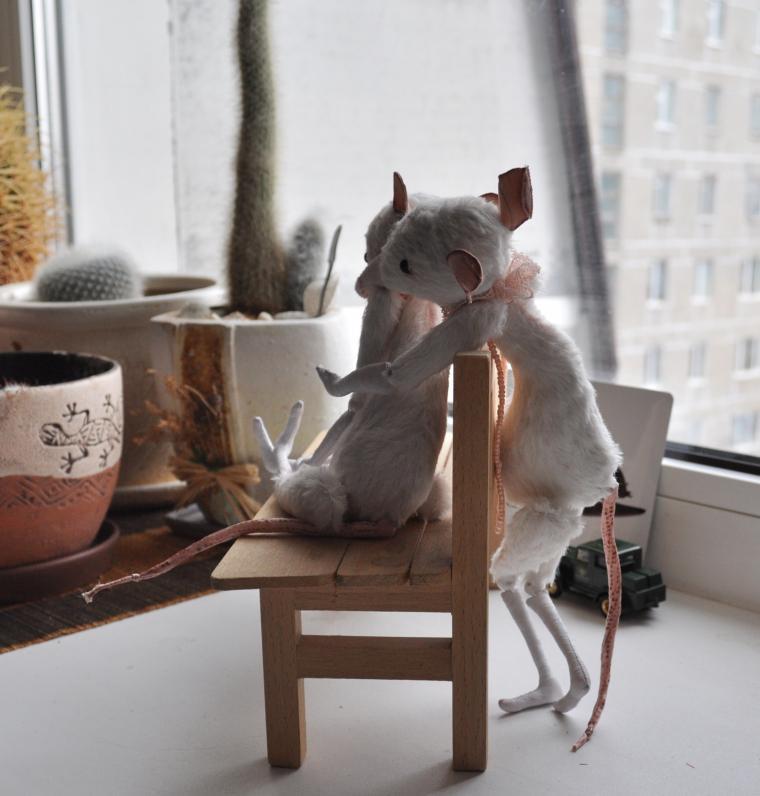Зимняя сказка о белых крысах, фото № 3