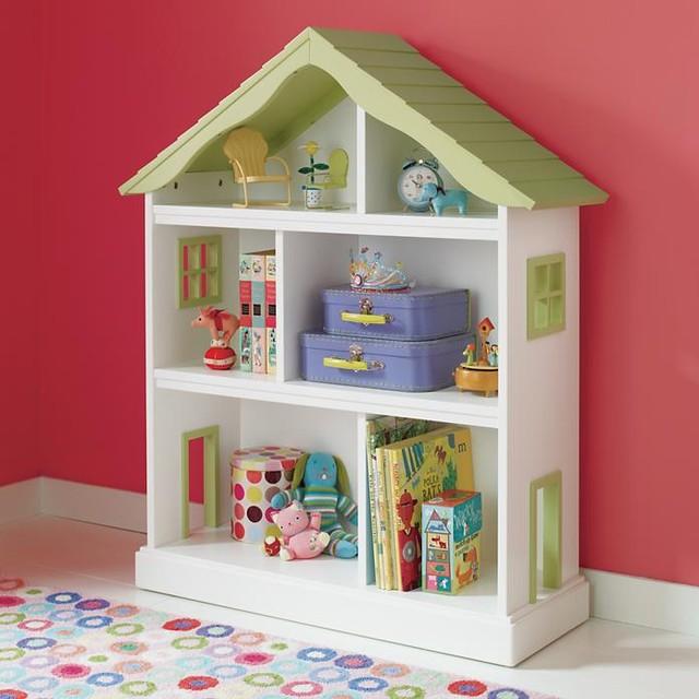 Дом для игрушек своими руками