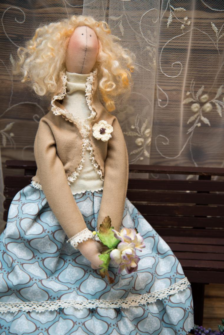 школа тильды, кукла своими руками, тильда