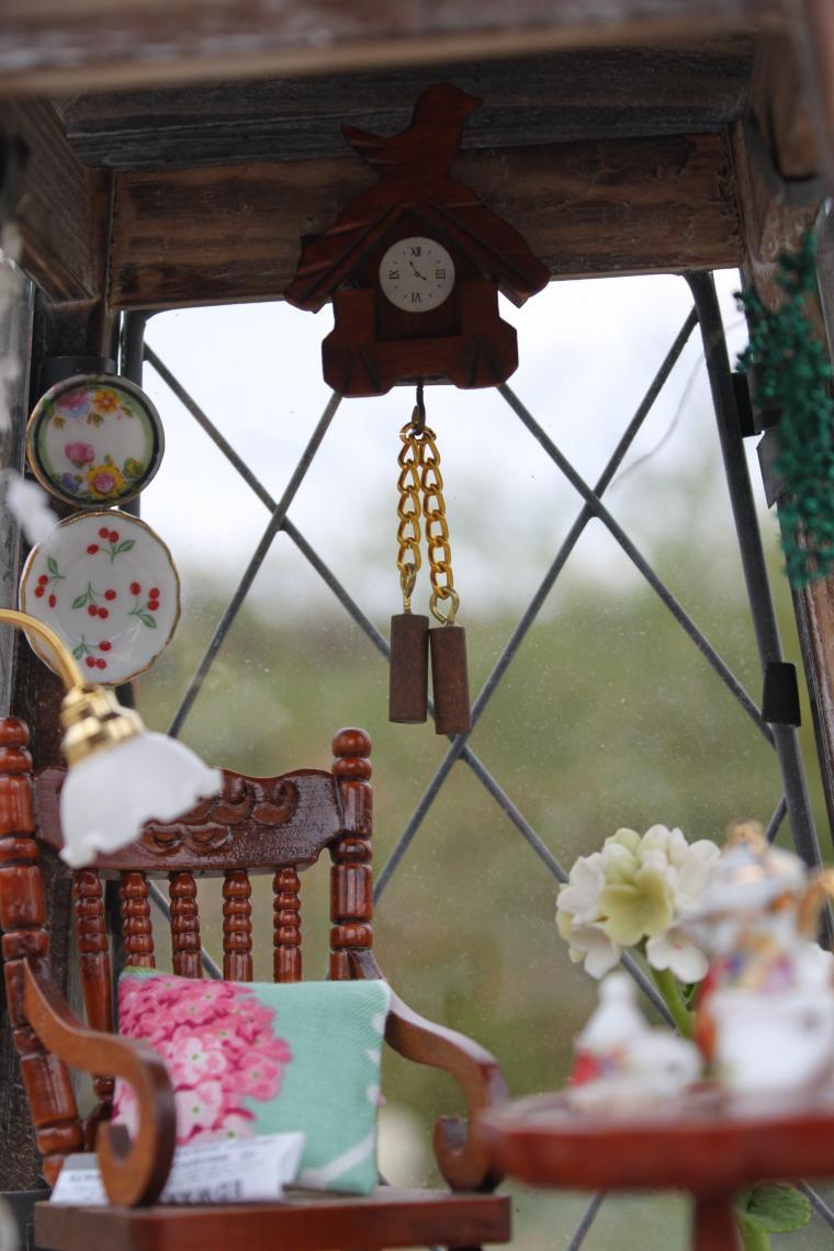 Летний домик с гортензиями, фото № 6