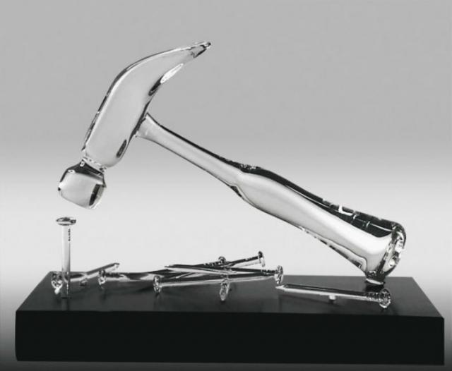 Живое стекло удивительные творения ans odo rabel, фото № 1