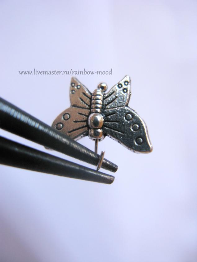 Создаем браслет «Лесной вальс», фото № 9