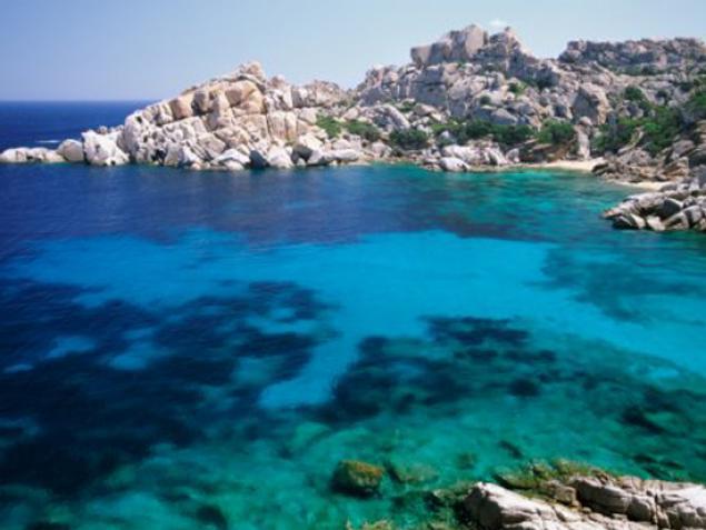 Море в Италии нагрелось до тропических температур.