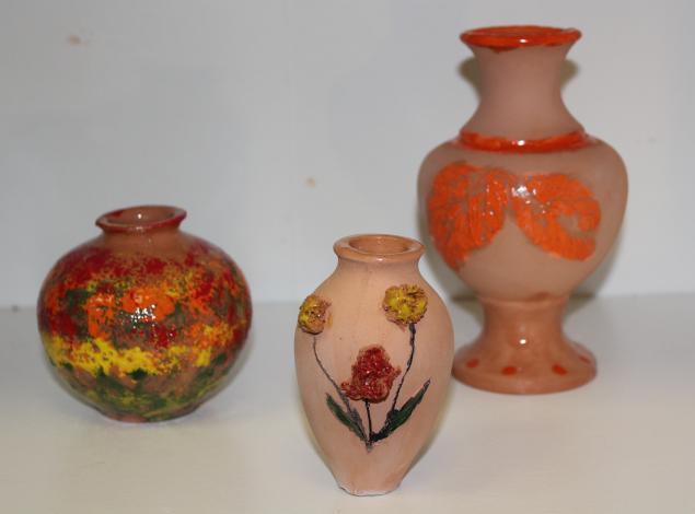 декорирование керамики