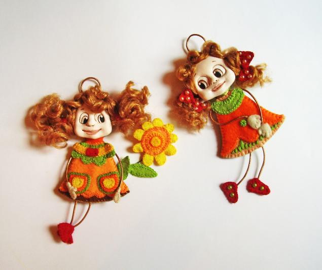 кукла, брошечка, кукла девочка, новость магазина