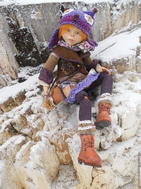 мк, кукла