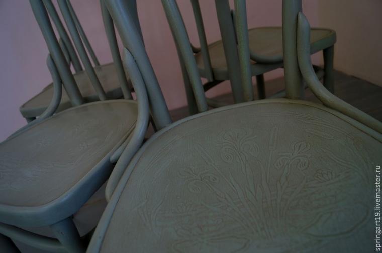 курсы декорирования, мебель с декором, авторская мебель, наталья строганова, обучение декору мебели