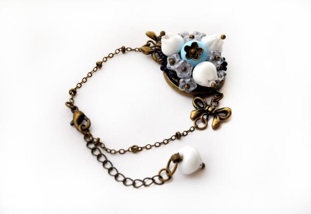 фото украшений, винтажный браслет
