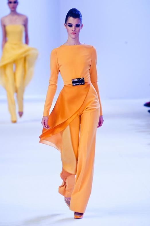 Stephane Rolland Haute Couture весна-лето 2014, фото № 2