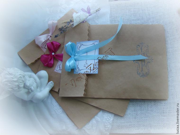 изготовление крафт пакета
