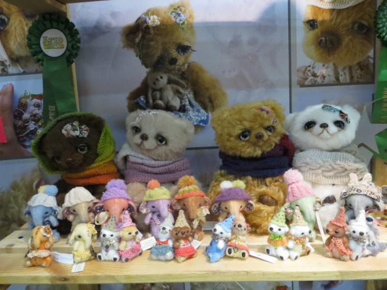 коллекции мишек