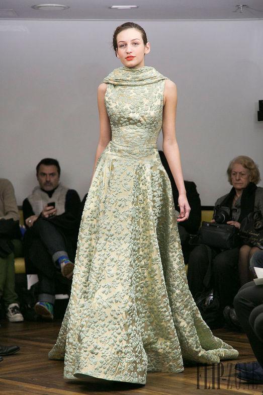 Tony Yaacoub Haute Couture весна-лето 2014, фото № 7