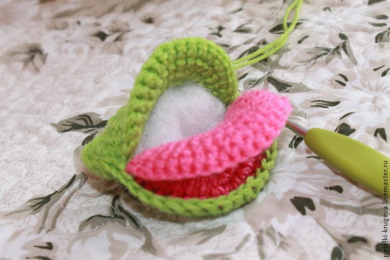игрушка в подарок, вязание