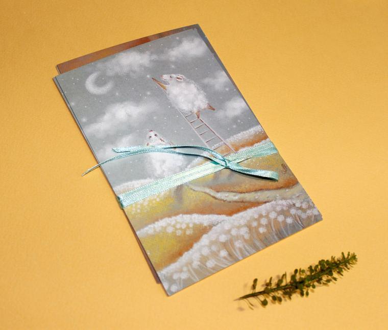 О приеме заказов на Новый год и новые открытки!, фото № 3