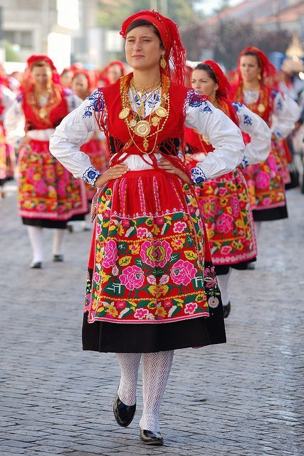 Portugal, traditional dress