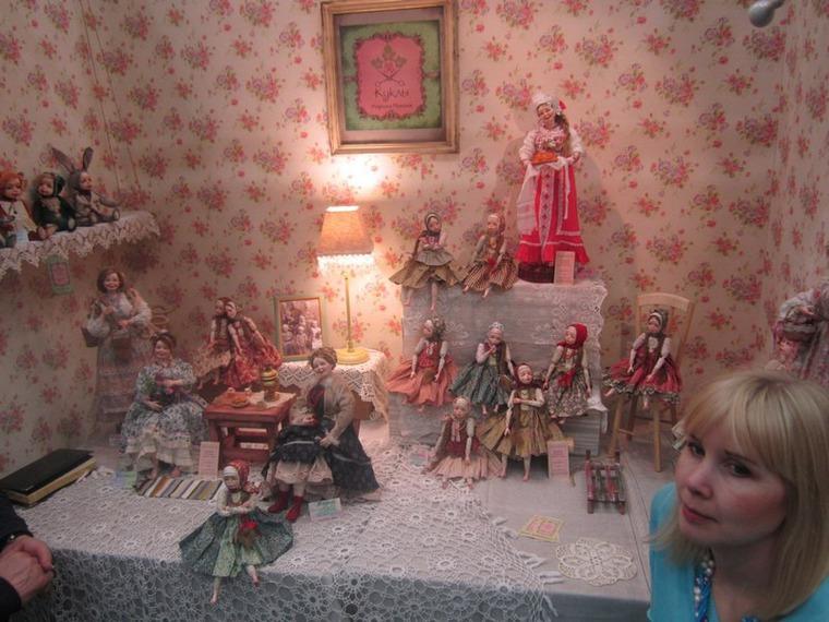 Немного Весеннего бала кукол... Фото, фото № 4