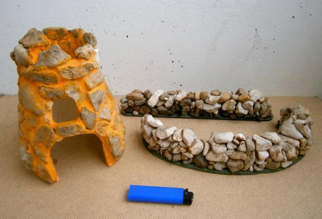 камни, москва, декор