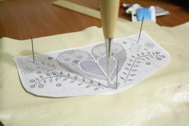 фото вышивок крестиком совы