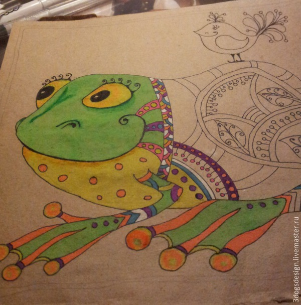 интуитивное рисование