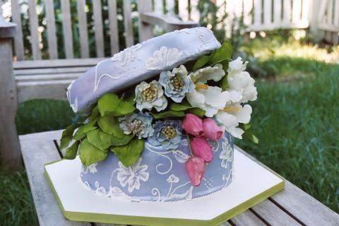 Клубничный мусс торт фото 5