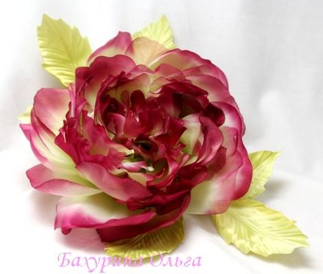 цветы из ткани, цветок, цветоделие, бульки
