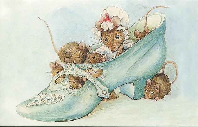 Интересные факты о Беатрис Поттер и ее знаменитых кроликах, фото № 5