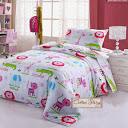 ткани для постельного, широкие ткани, ткани в детскую