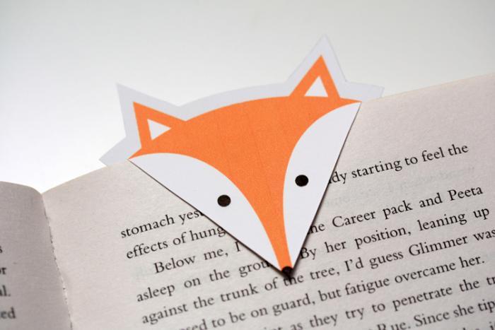 Поделки из бумаги закладки для книг