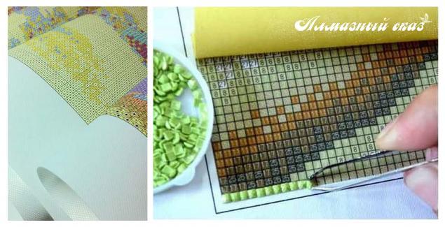 Алмазная вышивка китайские наборы