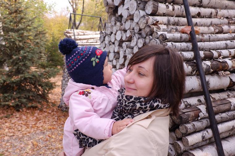 Осенние самарские прогулки - фотоотчет, фото № 7