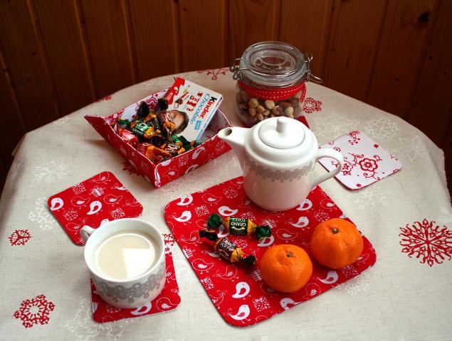 рождество, для чая