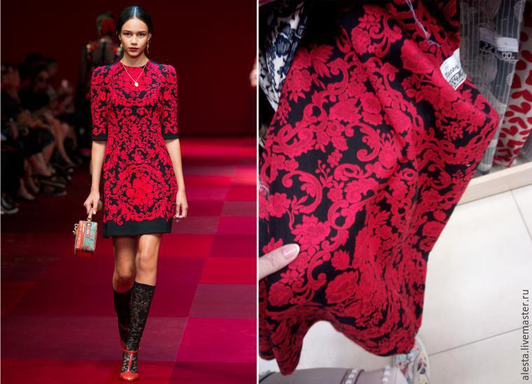 Найти пошив платья