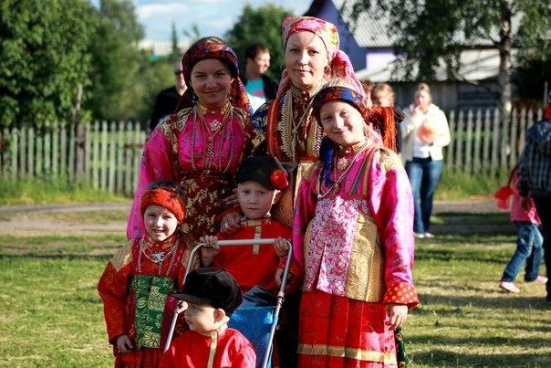 вязание спицами, этническая одежда