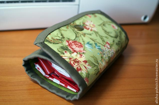 Майстер-клас: Пакетница в сумку