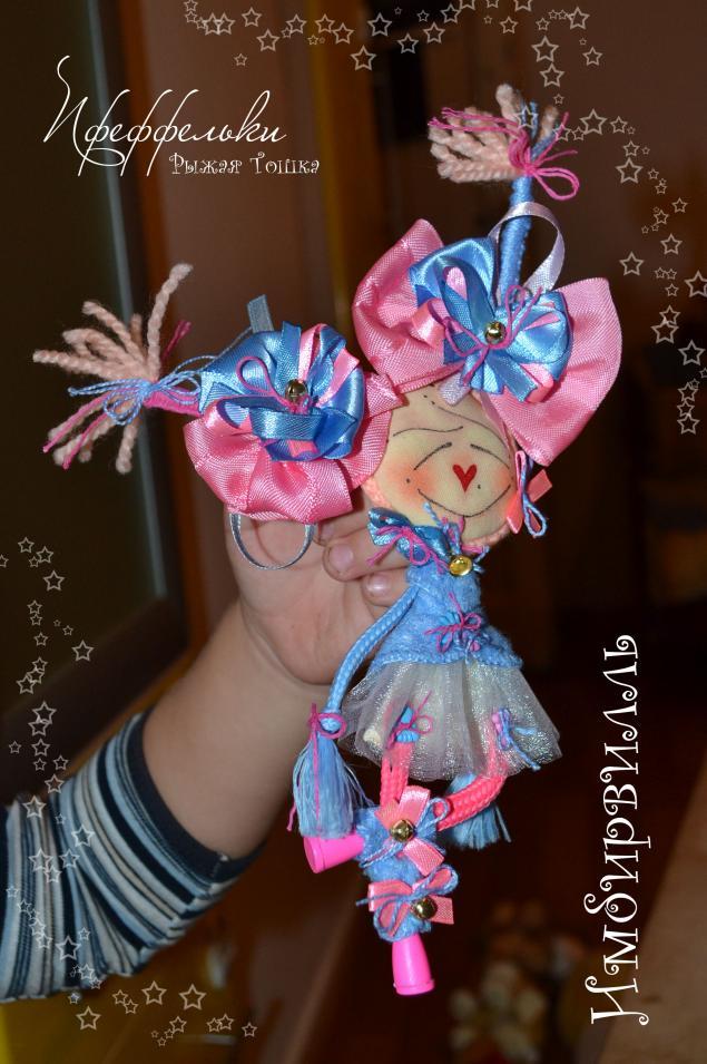 куколка со сказочкой