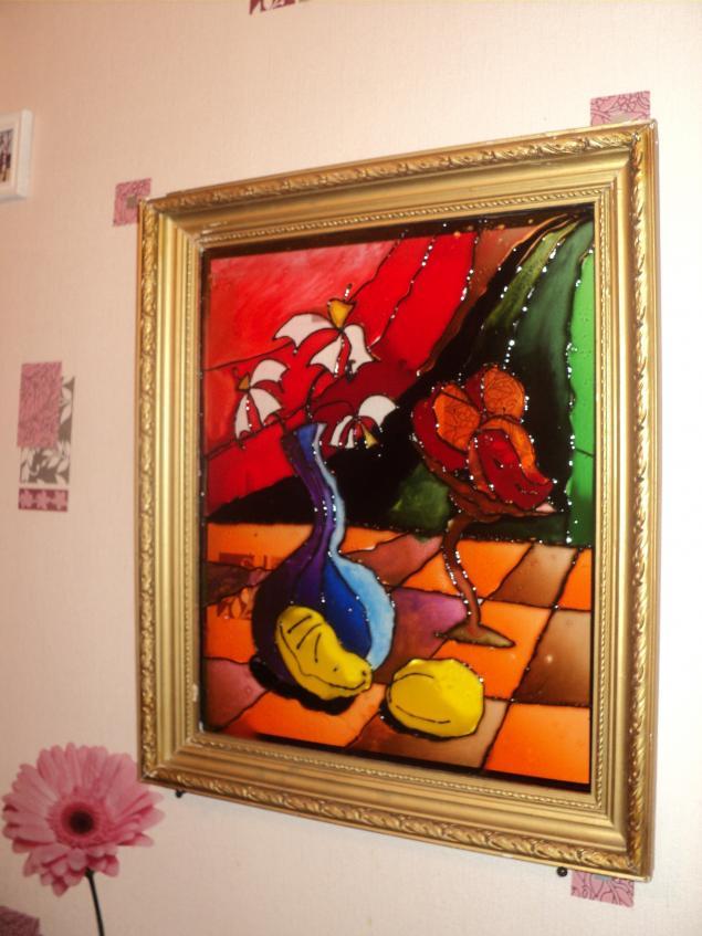 картина, витраж, витражная роспись, бесплатно