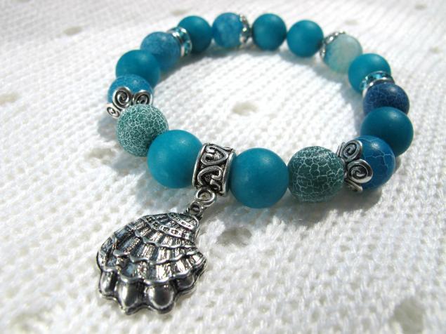 набор браслетов, браслет в подарок, оригинальное украшение