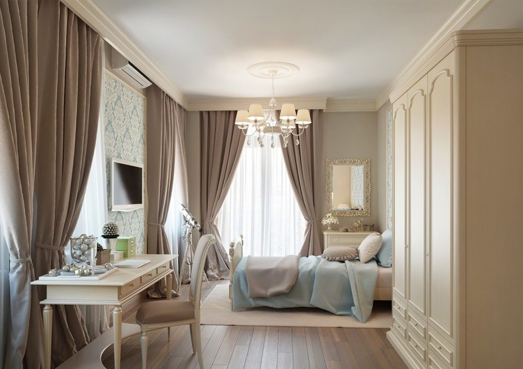 taupe color home