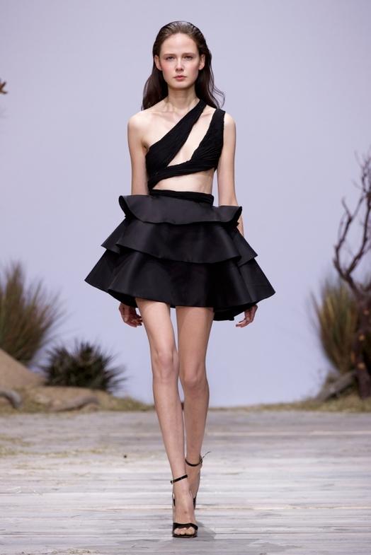 Zuhaitz Haute Couture весна-лето 2014, фото № 7