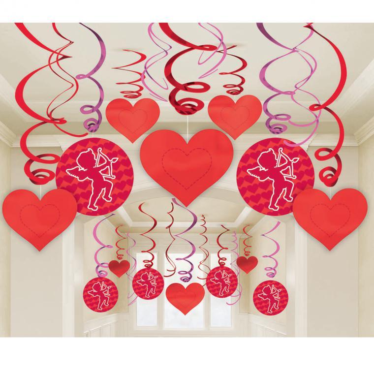 Декор своими руками ко дню святого валентина