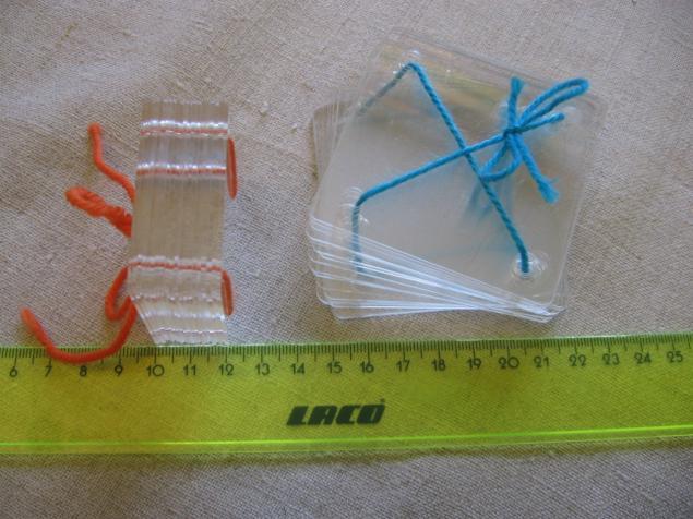 Ткачество сложных узоров на дощечках, фото № 3