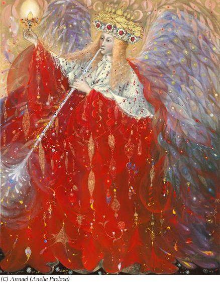 Тонкие материи мира: ANNAEL (Anelia Pavlova), фото № 11